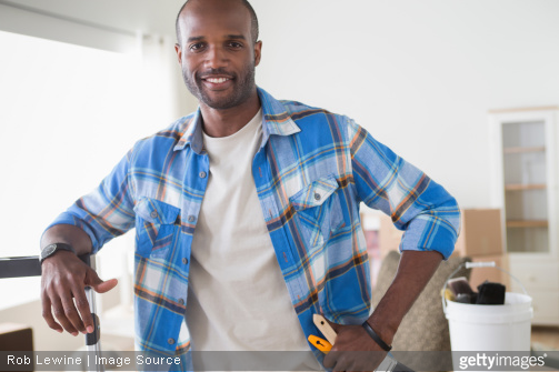 Poser un plan de travail en bois ou en stratifié dans votre cuisine