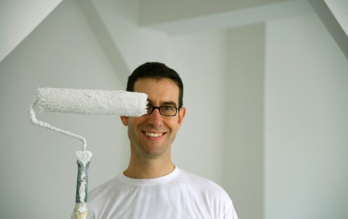 Bien peindre un plafond conseils et astuces pour y parvenir - Comment bien peindre un plafond sans traces ...