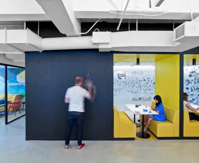 Top 3 des plus beaux bureaux d'entreprise