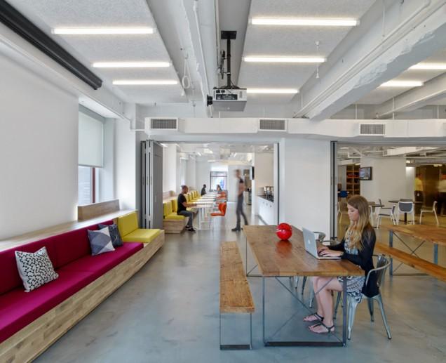Top 3 des plus beaux bureaux d 39 entreprise for Salle repos
