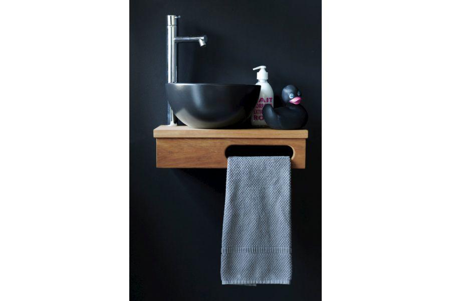 Comment masculiniser une salle de bains for Galerie du meuble