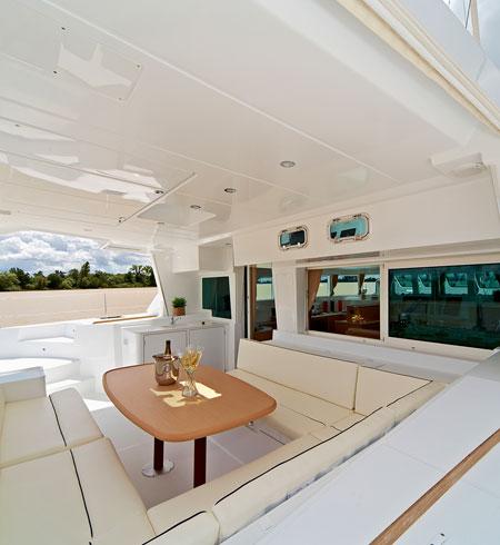 Cours de catamaran