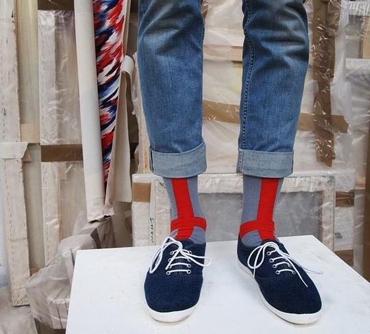 Les chaussettes : un atout de charme ?