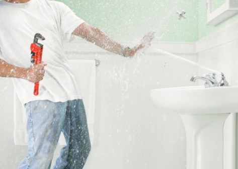 Comment r parer une fuite dans son logement - Comment reparer une fuite d eau ...