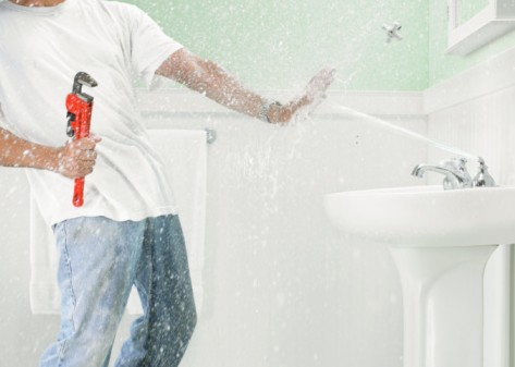 Fuite d'eau : comment la réparer ?