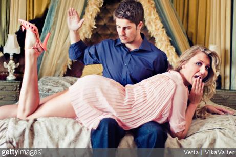 5 bonnes raisons d'opter pour la fessée érotique