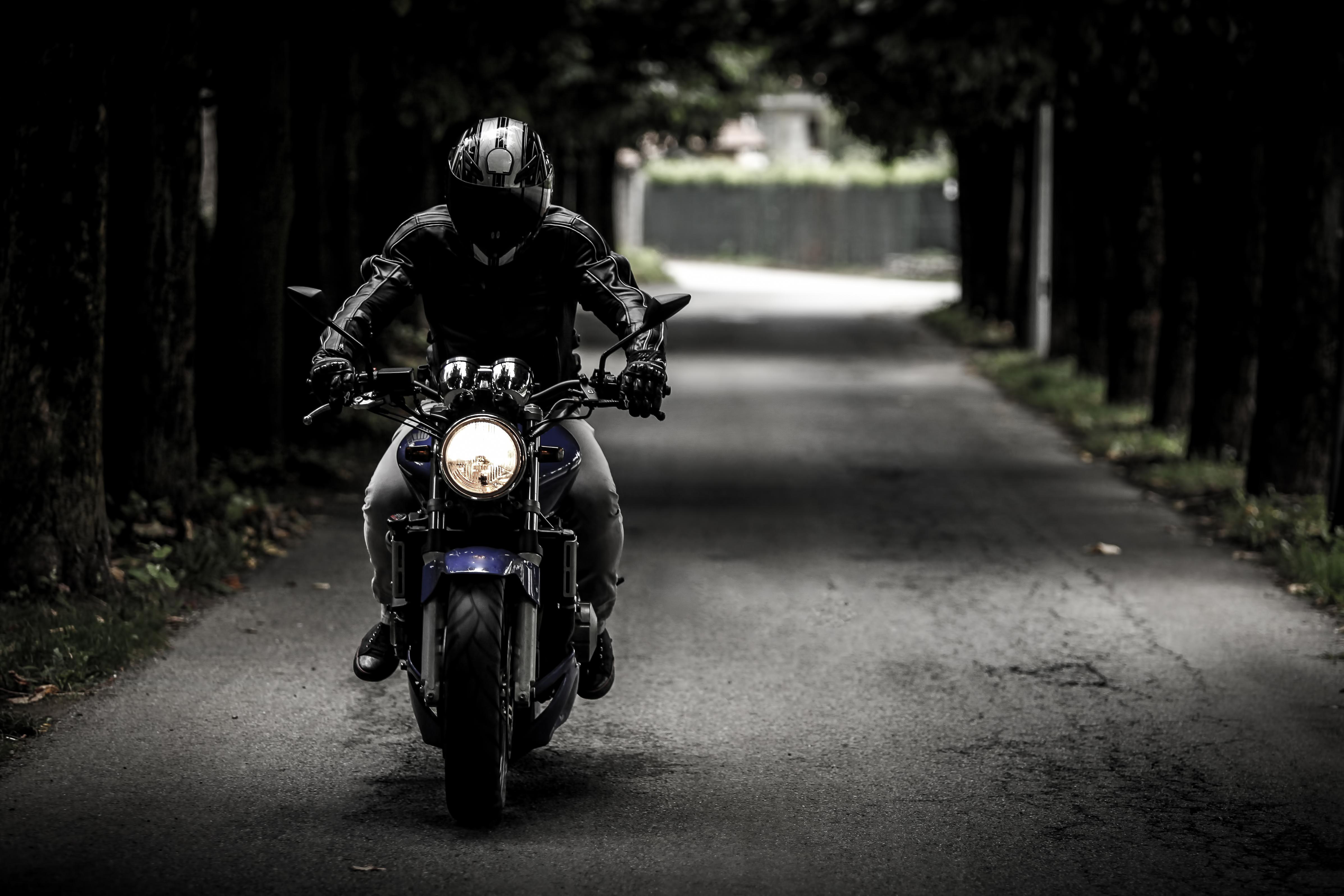 L'équipement du motard moderne !