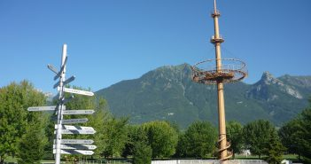 Les Jeux d'Albertville se sont déroulés sur dix sites différents. Photo Remih