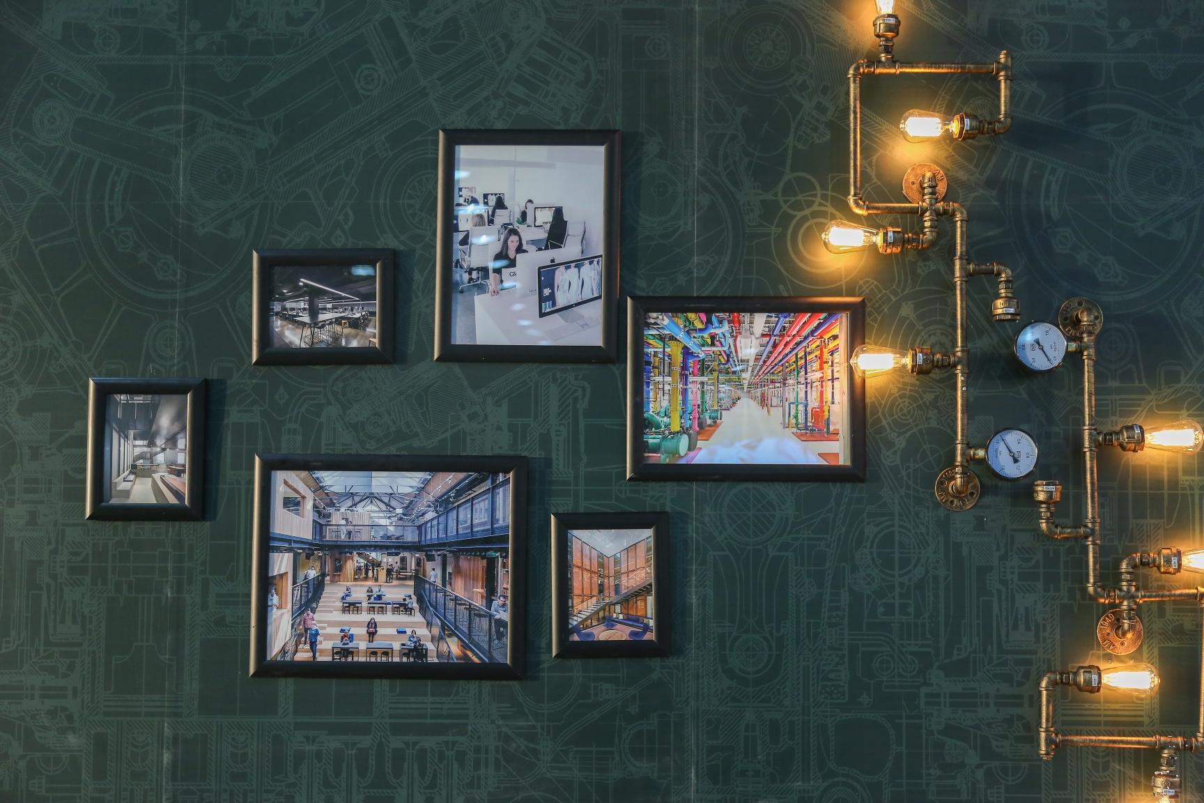 Une d co urbaine mode d 39 emploi blog masculin for Decoration murale urbaine