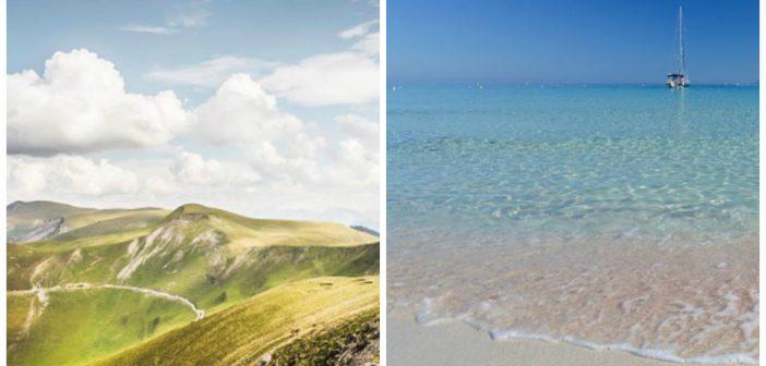 Vacances : montagne vs plage, comment choisir ?