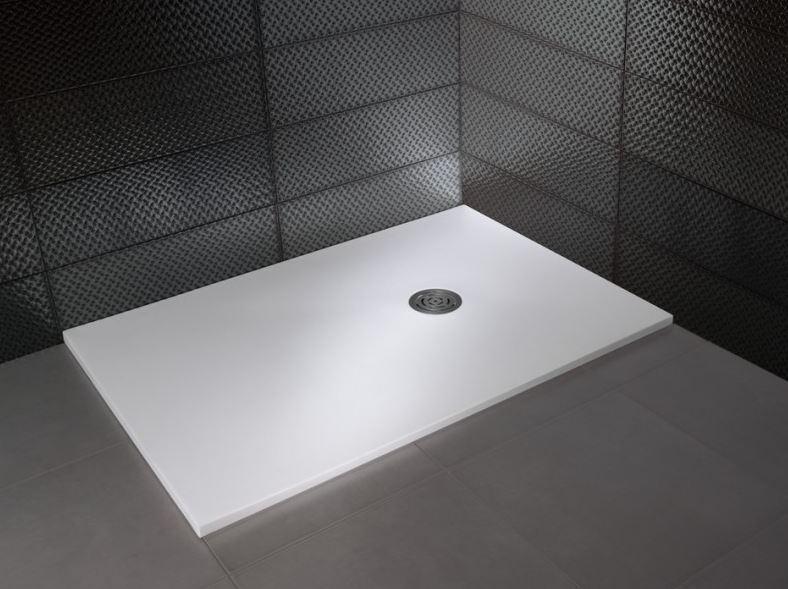 nos conseils pour apprendre poser un receveur de douche. Black Bedroom Furniture Sets. Home Design Ideas
