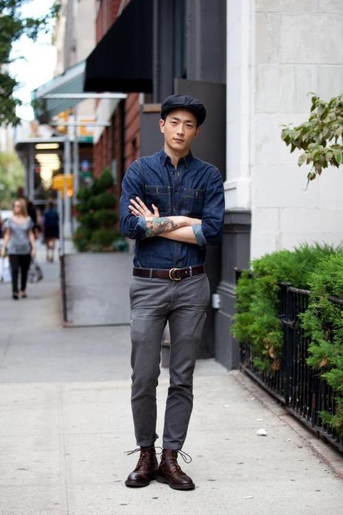 Quelles chaussures porter avec un pantalon chino ? Blog