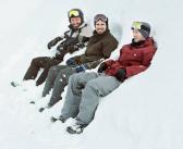 Partir en vacances au ski entre copains