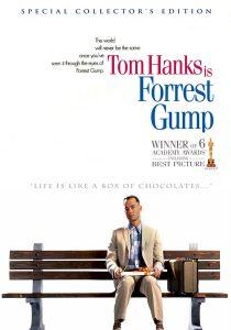 Jaquette de Forrest Gump
