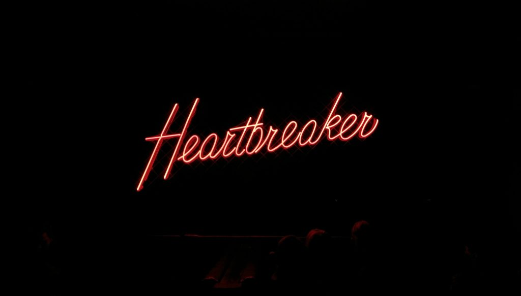 """Néon """"Heartbreaker"""""""