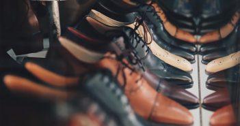 Paires de chaussures habillées homme
