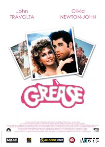 Jaquette de Grease