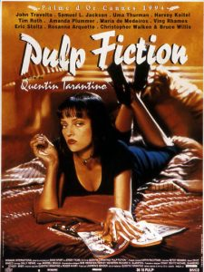 Jaquette de Pulp Fiction