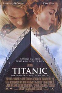 Jaquette de Titanic