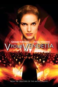 Jaquette de V pour Vendetta