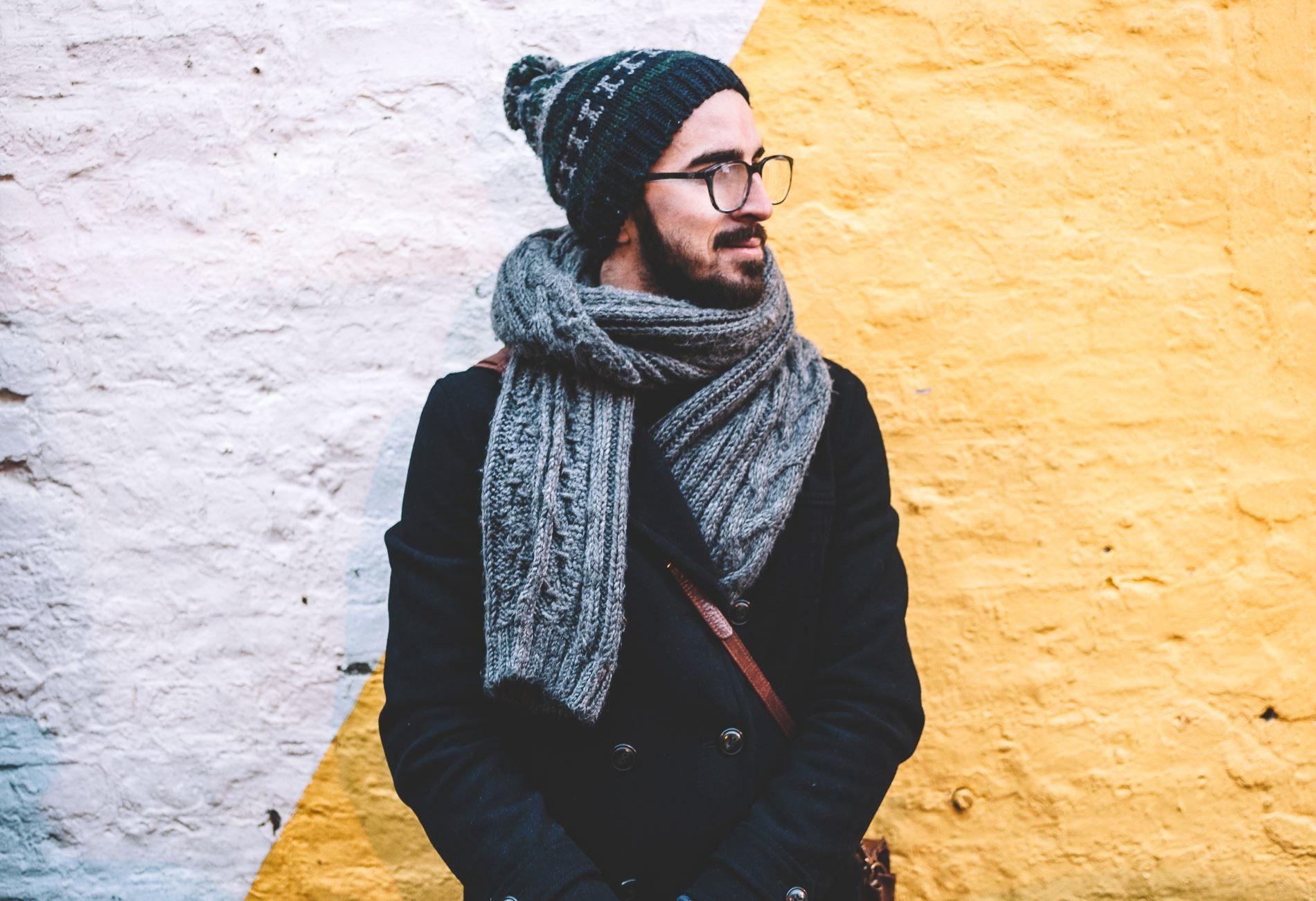 Comment porter une écharpe homme ?
