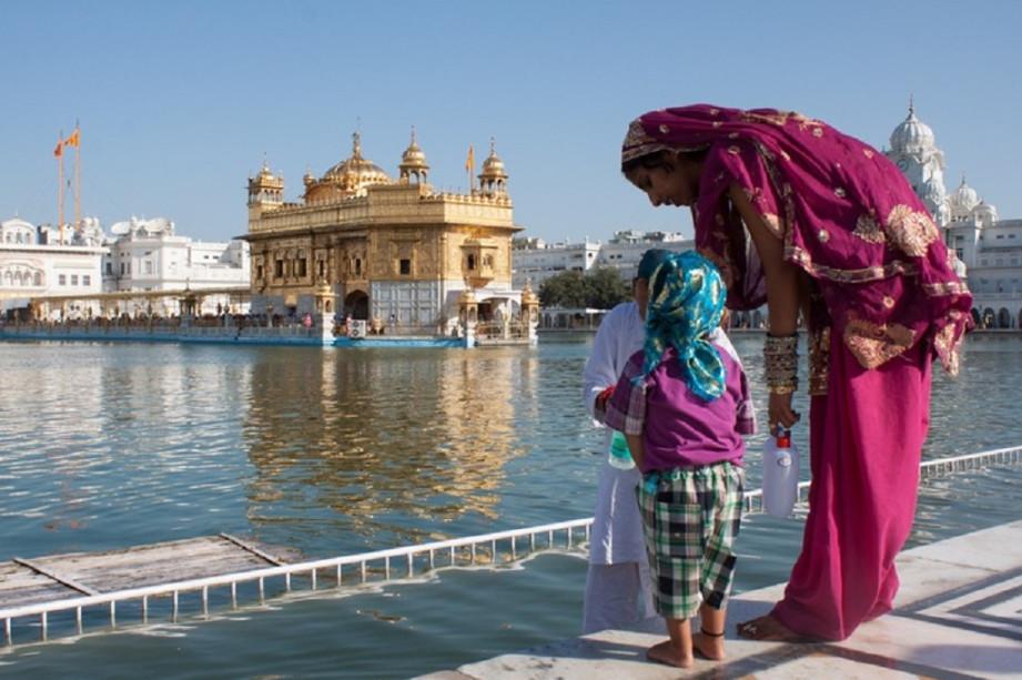 Voyage spirituel en Inde sur les chemins sacrés de l'Himalaya
