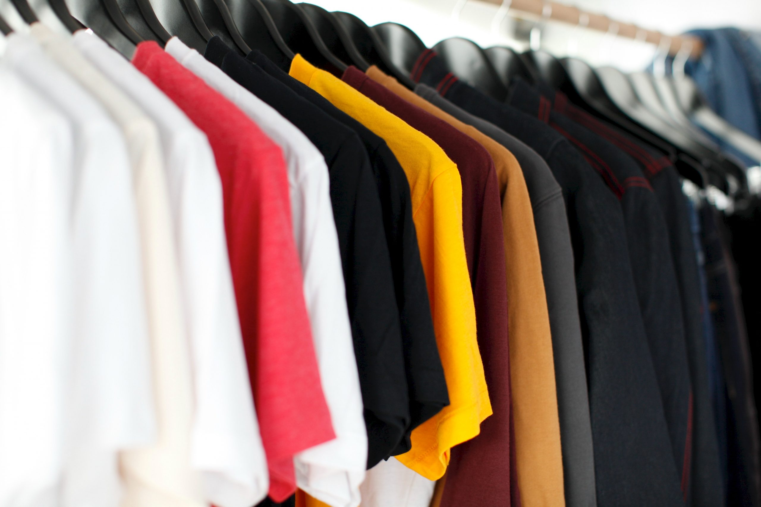 Raviver la couleur de vos vêtements